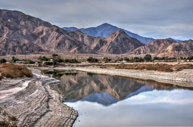 Desert Shores Reflections